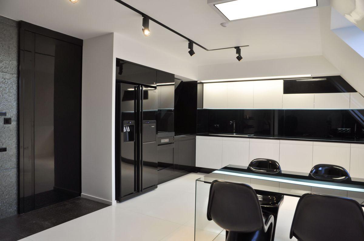 Kitchen, Apartment Interior by Jovo Bozhinovski