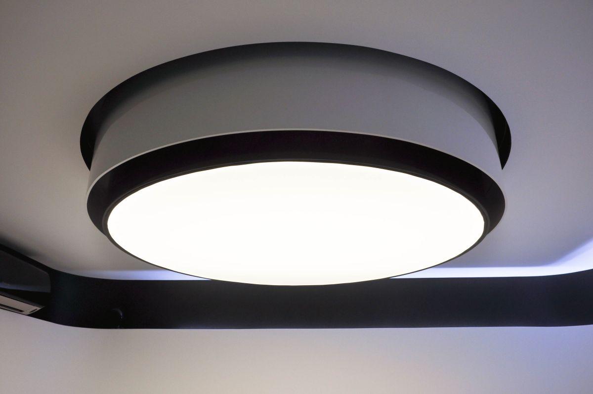 Lighting, Apartment Interior by Jovo Bozhinovski