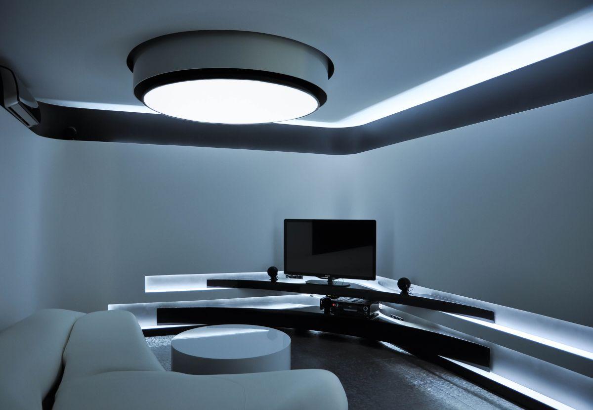 Living Space, Apartment Interior by Jovo Bozhinovski