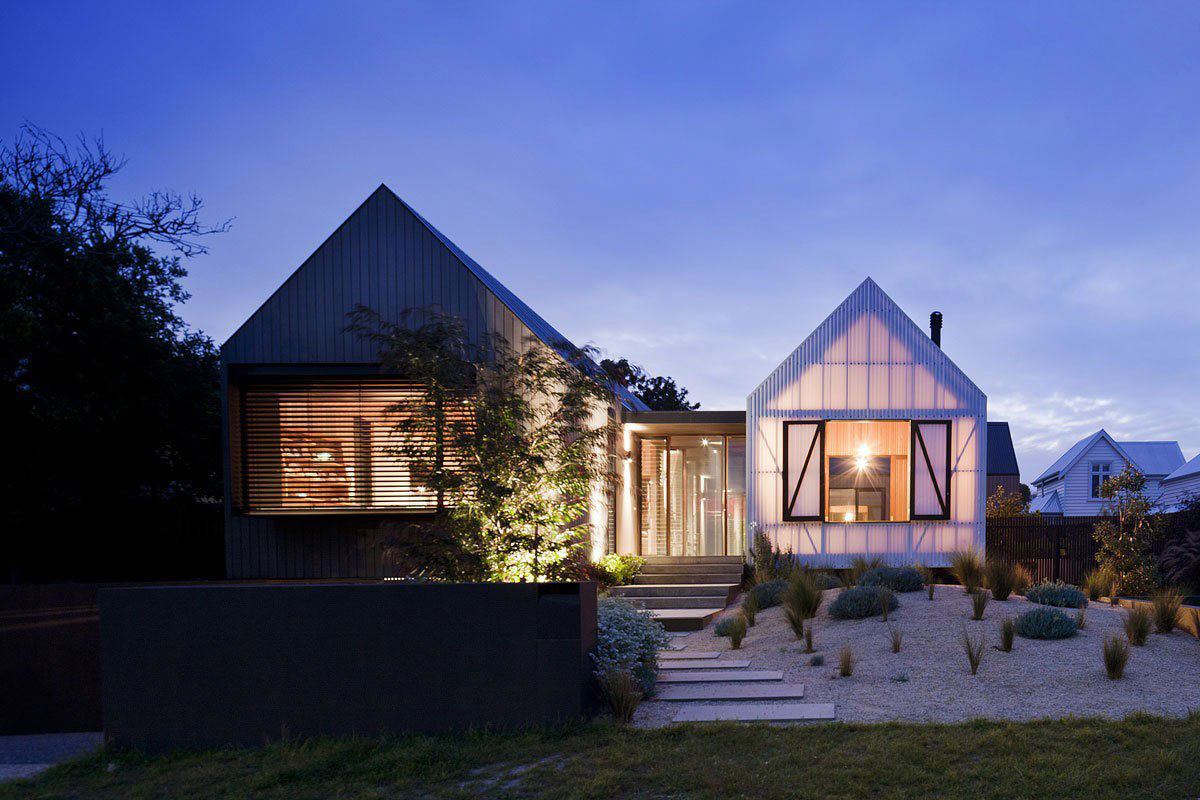 Seaview House in Barwon Heads, Australia by Jackson Clements Burrows