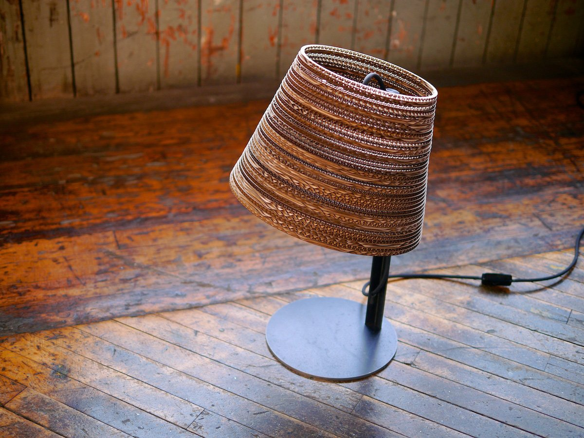 TILT Scraplight Lamps from graypants