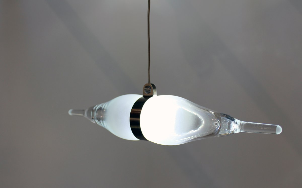 BIPOLAR Pendant Light by Tat Chao