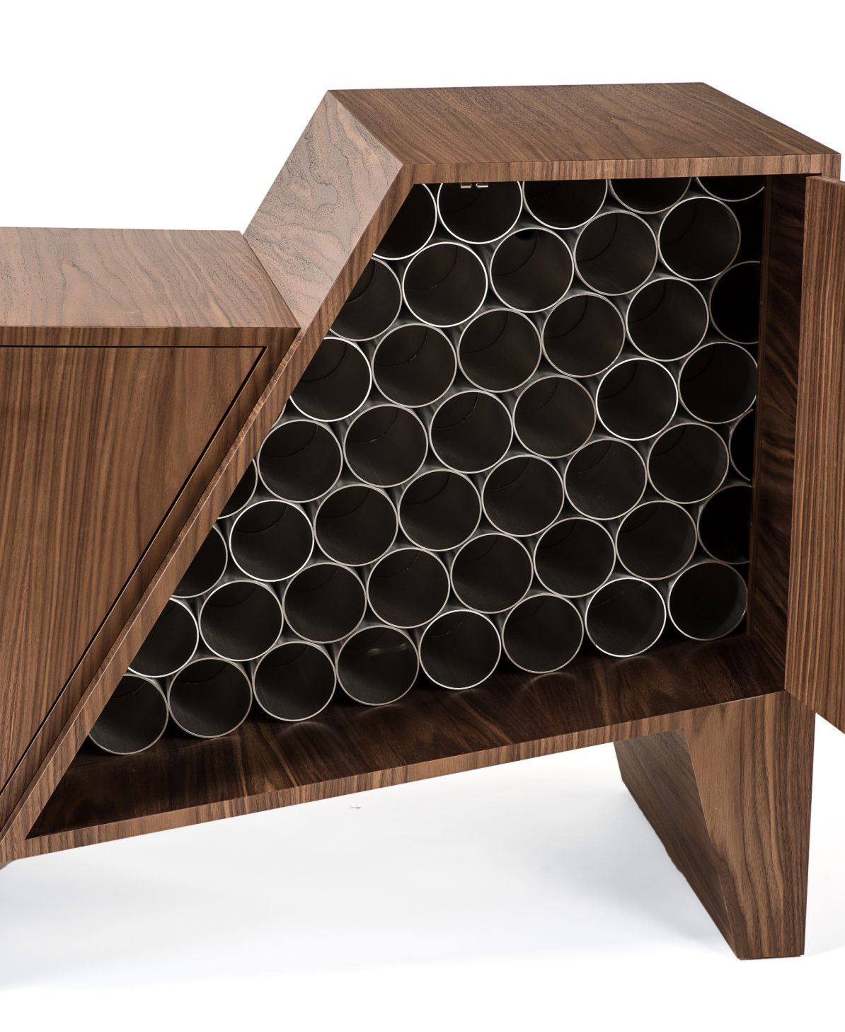 Coast Range Cabinet by Peter Pierobon