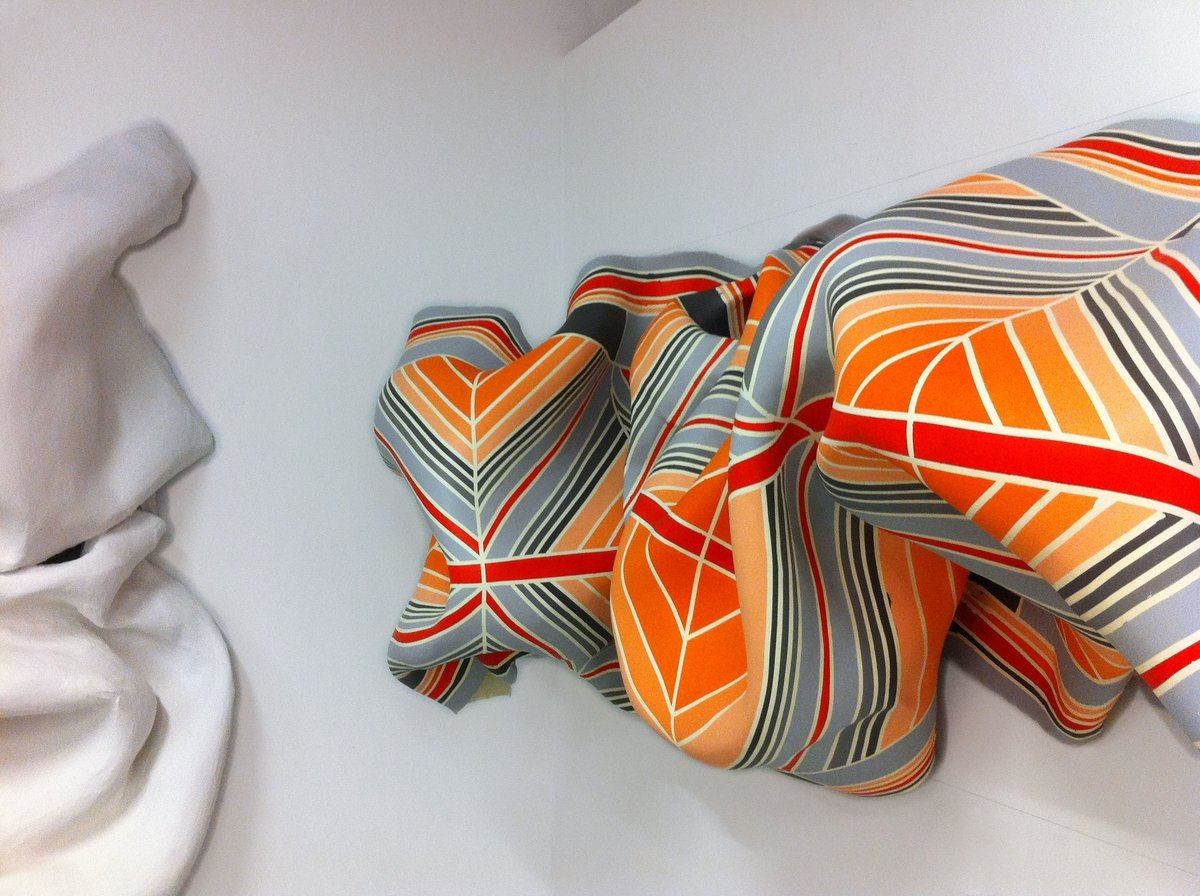 Abstract Sculptures by Marela Zacarias