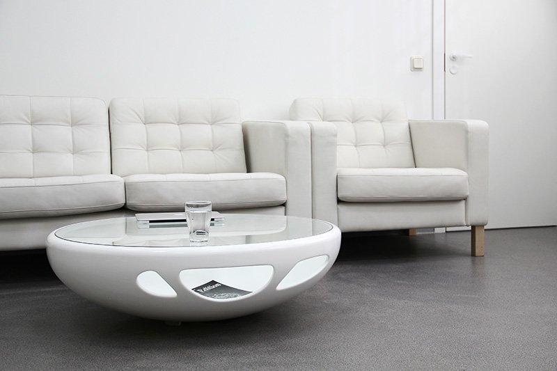 Pebble Table, St.Petersburg Design Week 2013