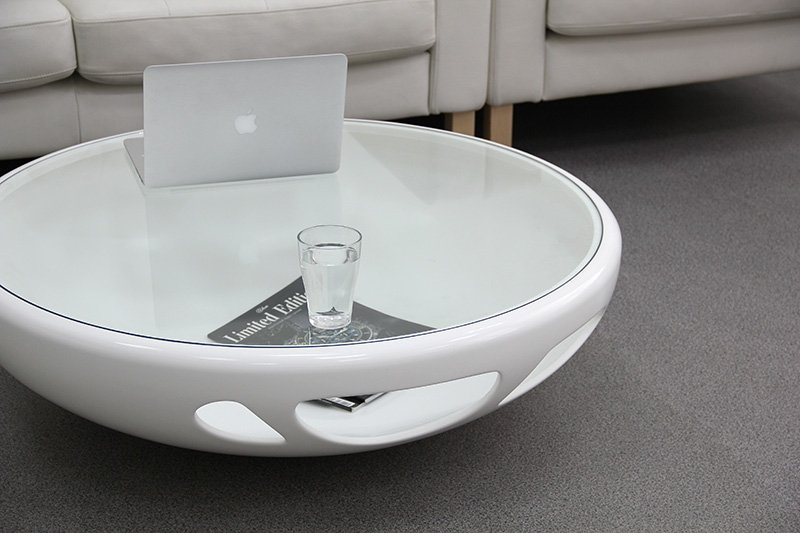 Pebble Table, St.Petersburg Design Week 2013