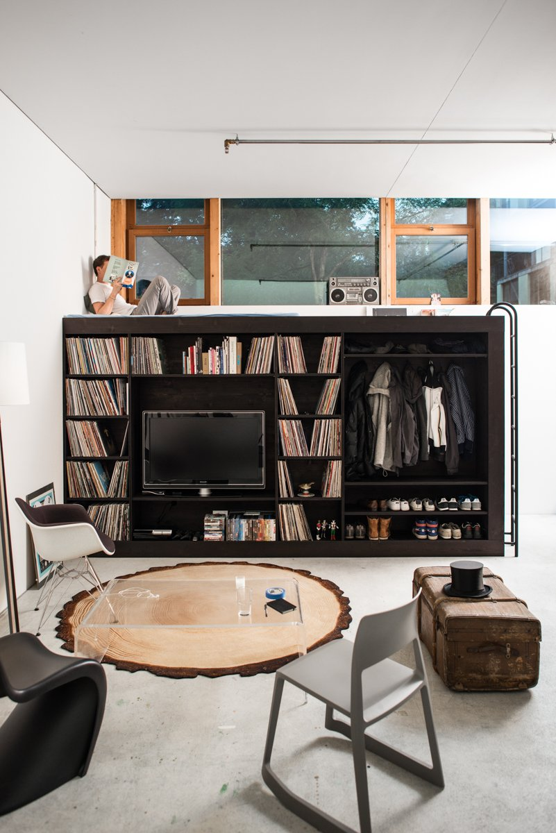 The Living Cube Storage Solution for Small Apartments