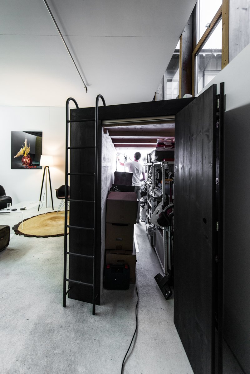 Inside Space, Storage Solution for Small Apartments