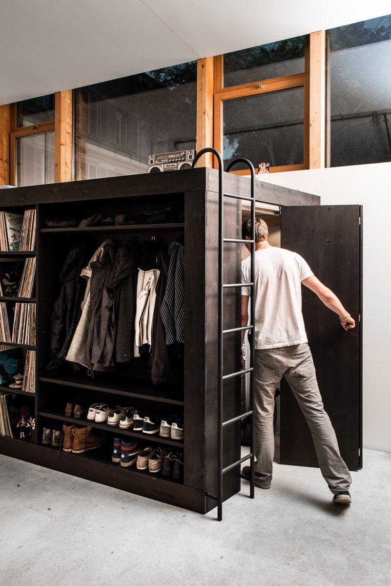 Shelves, Storage Solution for Small Apartments