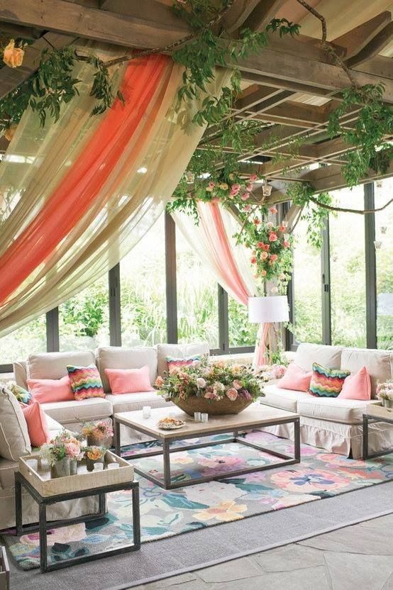 Stylish Conservatory