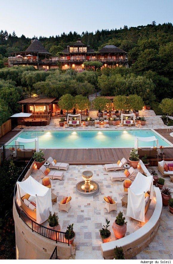 Auberge du Soleil Napa Valley Hotel