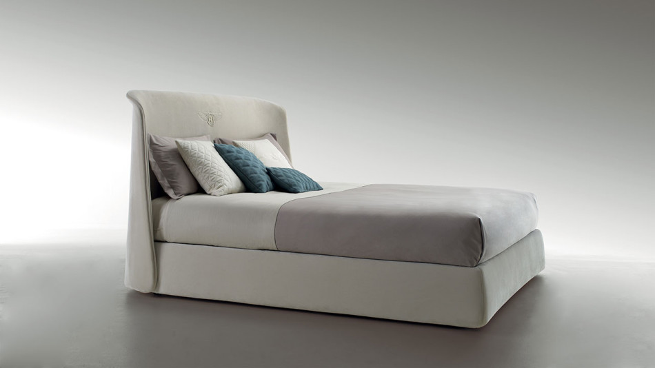 Bed, Bentley Home Furniture Collection
