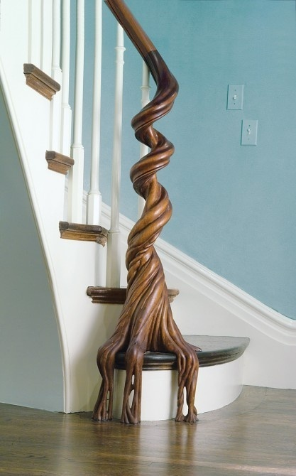 Rooted Handrail