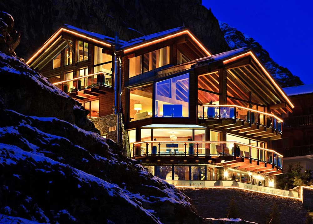 Luxury Boutique Chalet in Zermatt