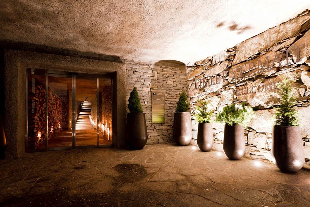 Entrance, Luxury Boutique Chalet in Zermatt