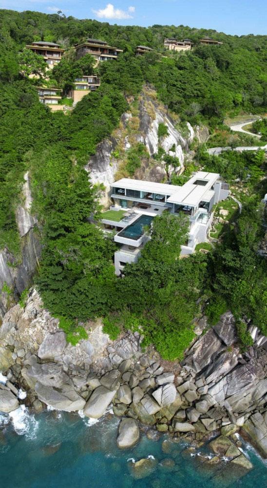 Villa Amanzi, Phuket,Thailand