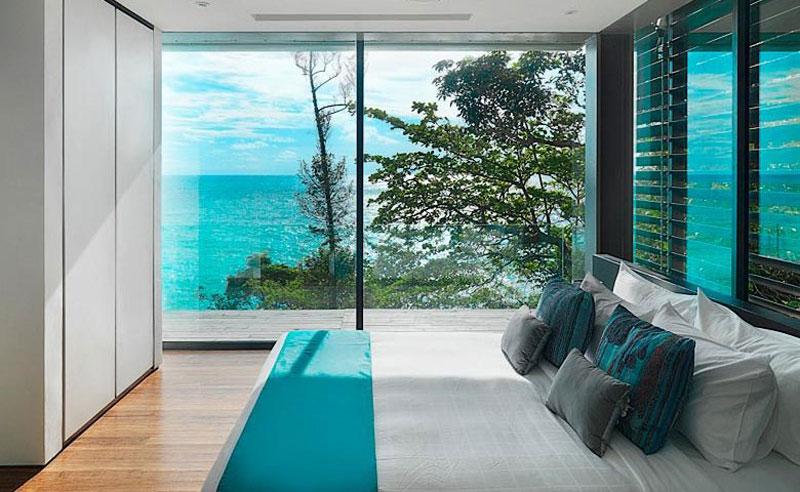Bedroom, Villa Amanzi, Phuket,Thailand