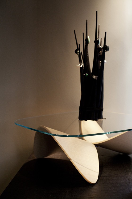 Coffee Table by Sandro Lopez