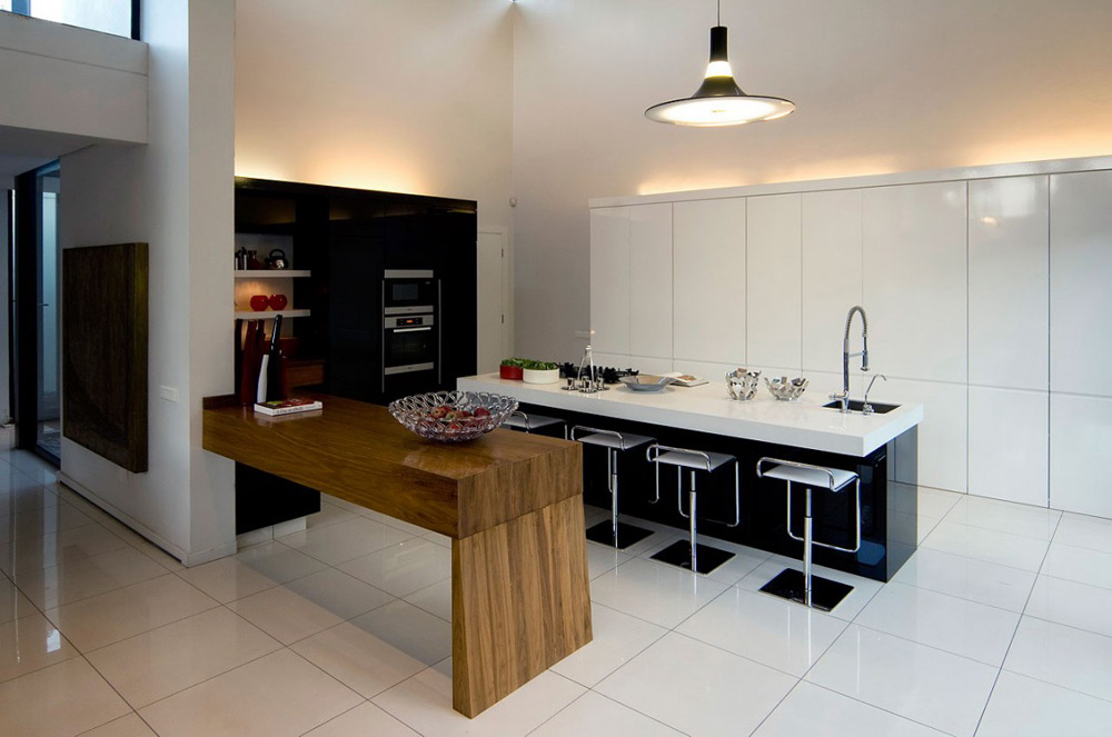 Breakfast Bar, Kitchen, Island, Exquisite Modern Home in Cape Town