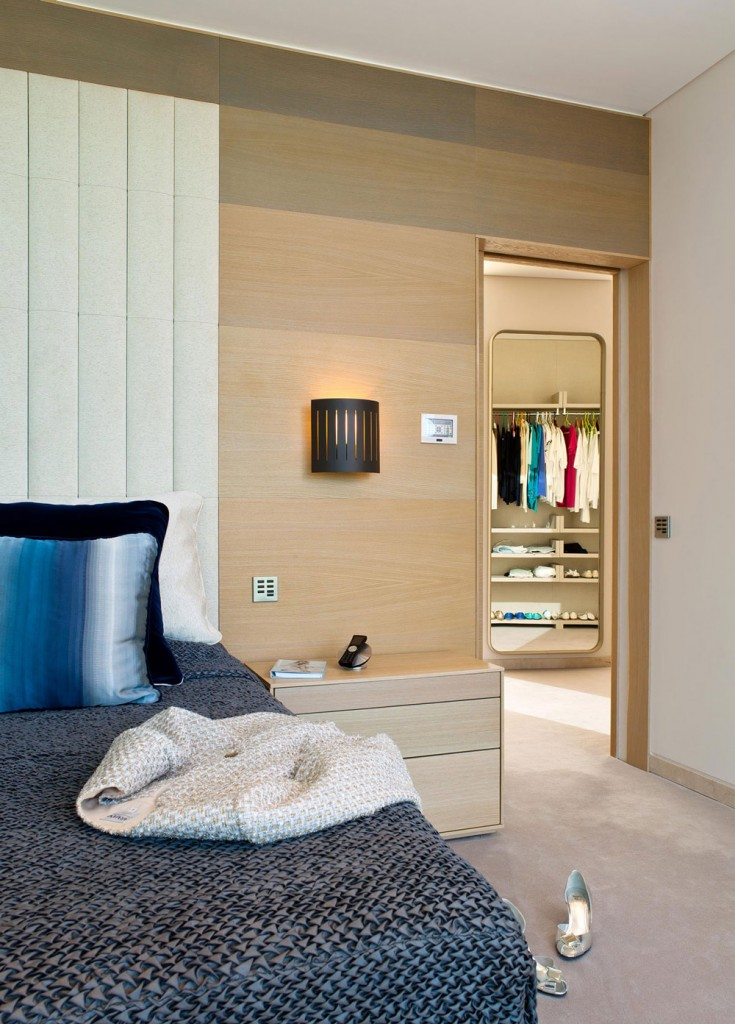 Bedroom, Family House in Portugal