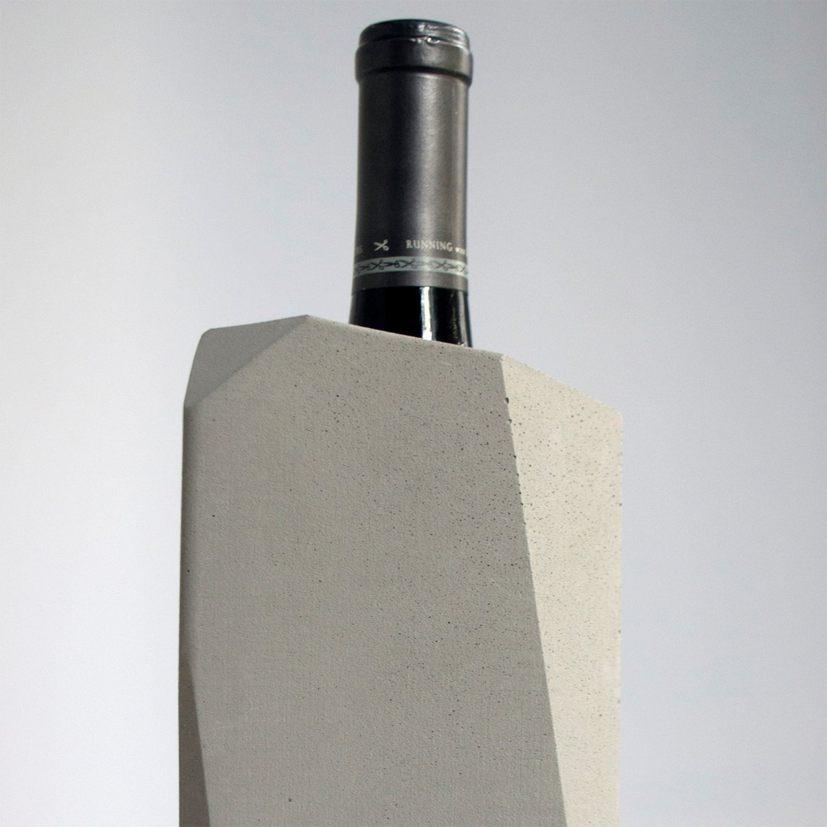 Concrete Wine Cooler