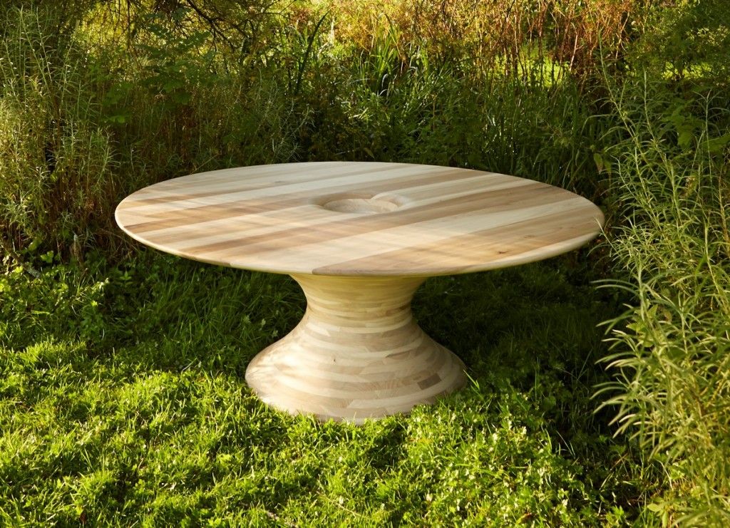 Tulipwood Table