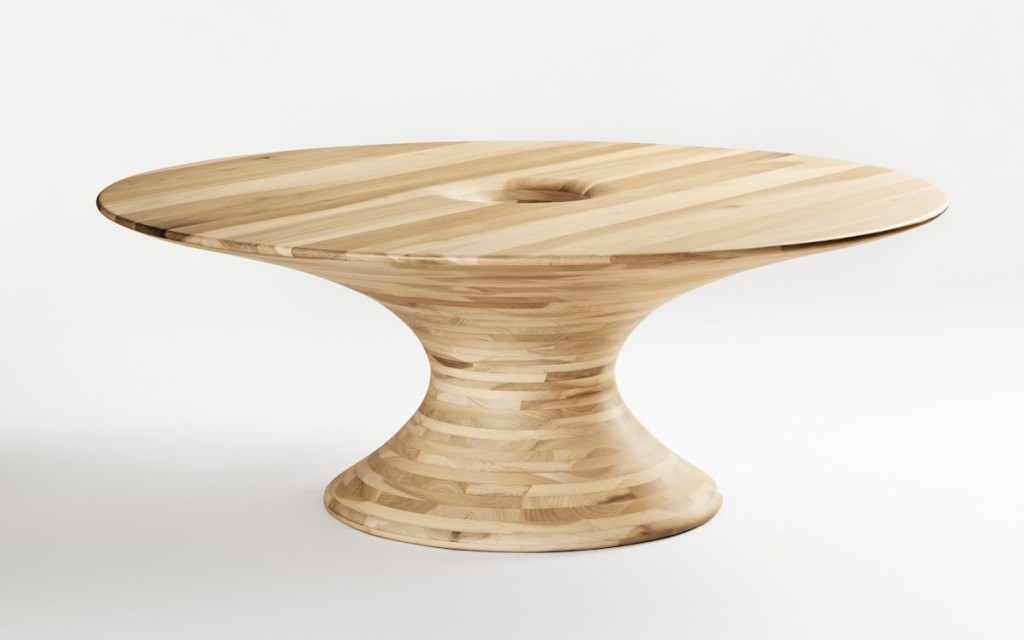 Tulipwood Table