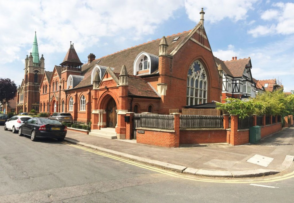 Street View, Church Conversion in London, England