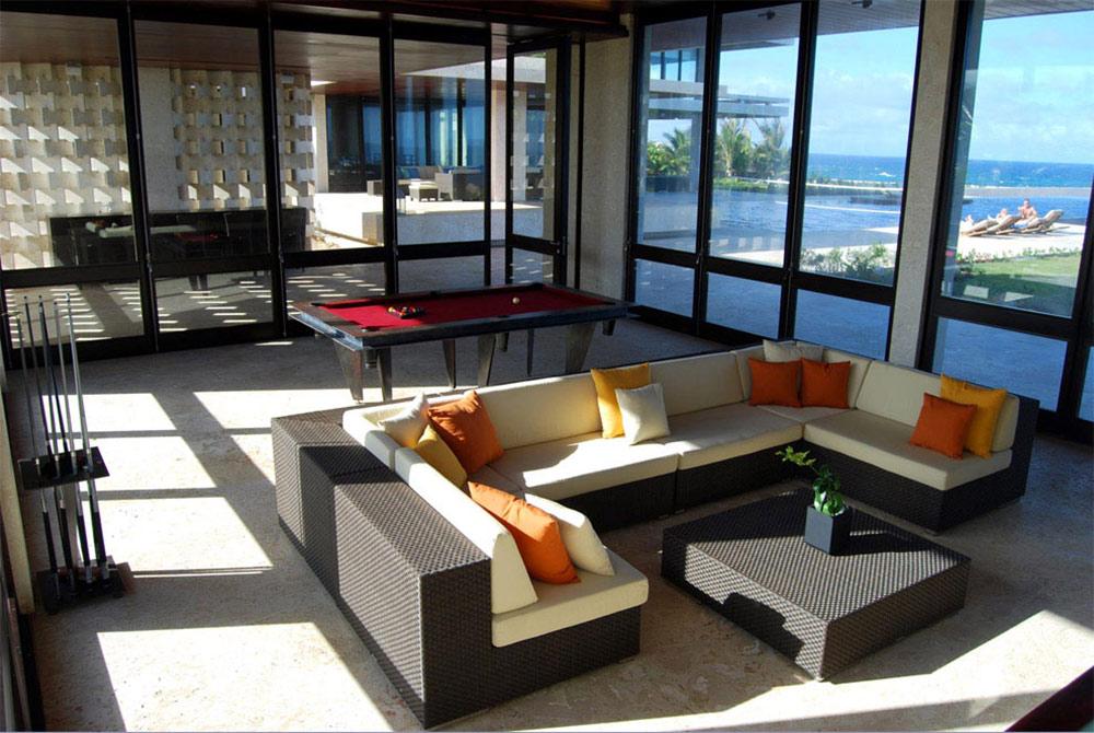 Casa-Kimball-Living-Space-Pool-Table