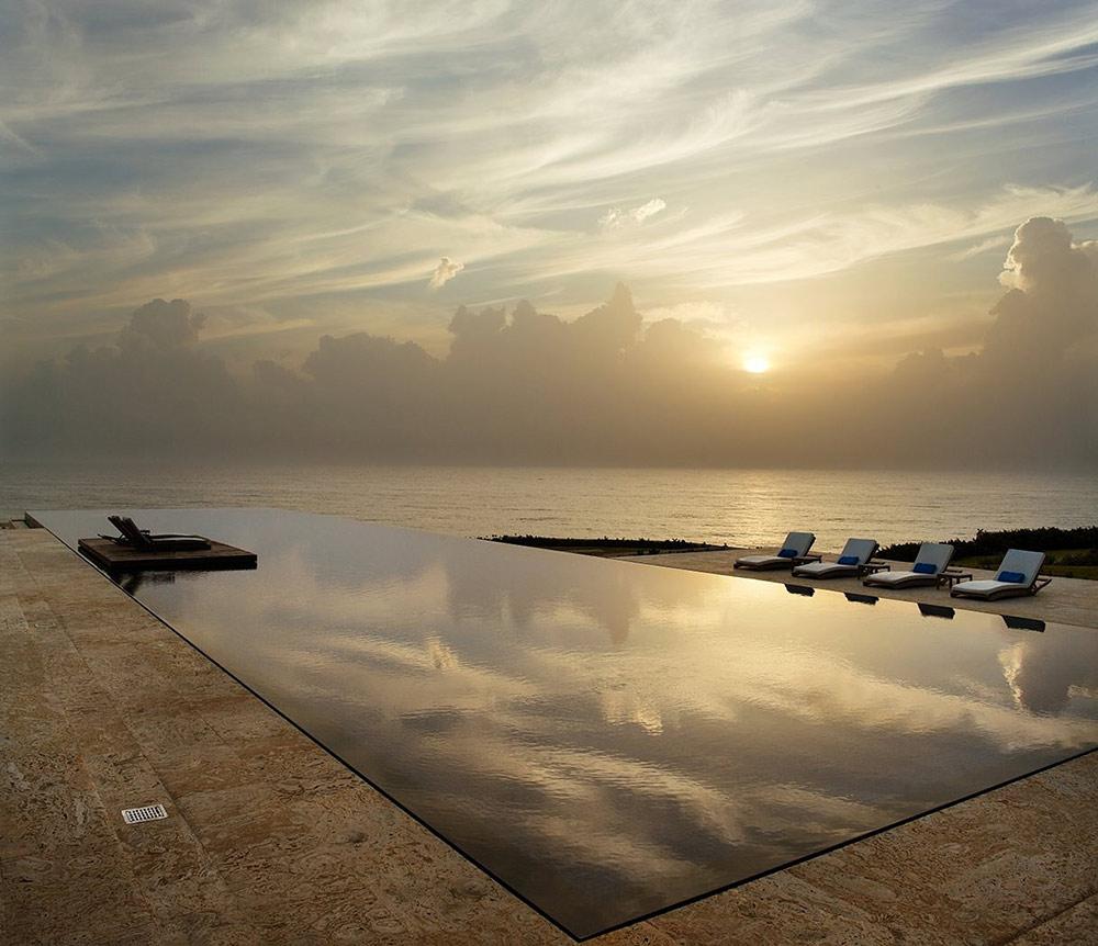 Casa-Kimball-Terrace-Pool-Sunset