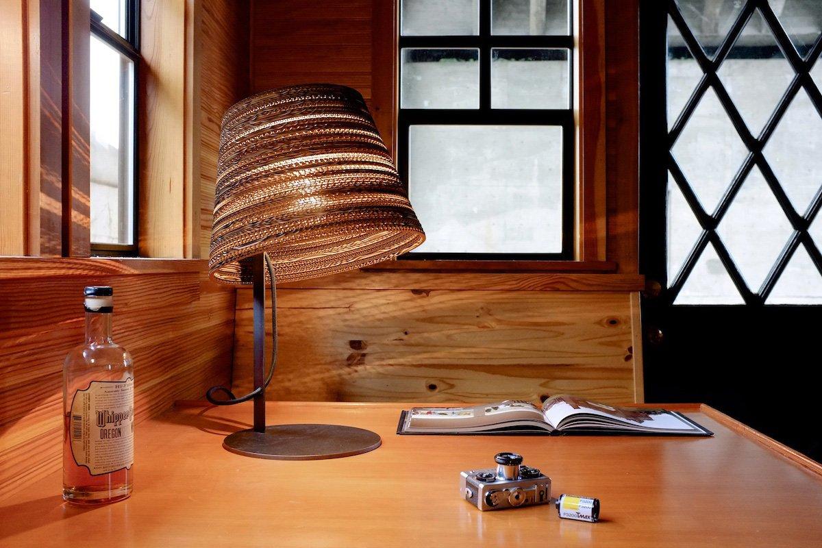 TILT Scraplight Lamps by graypants