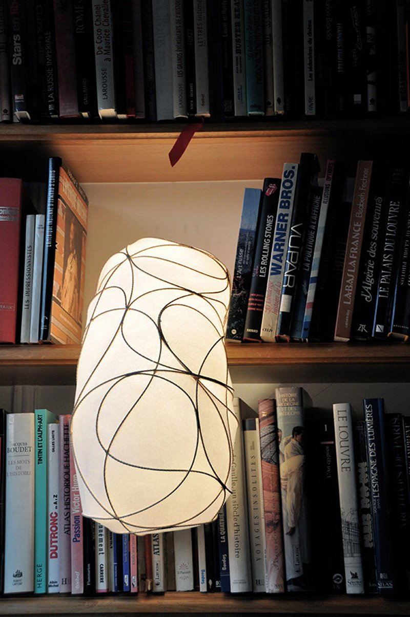 Lampe L by Anna Leymergie