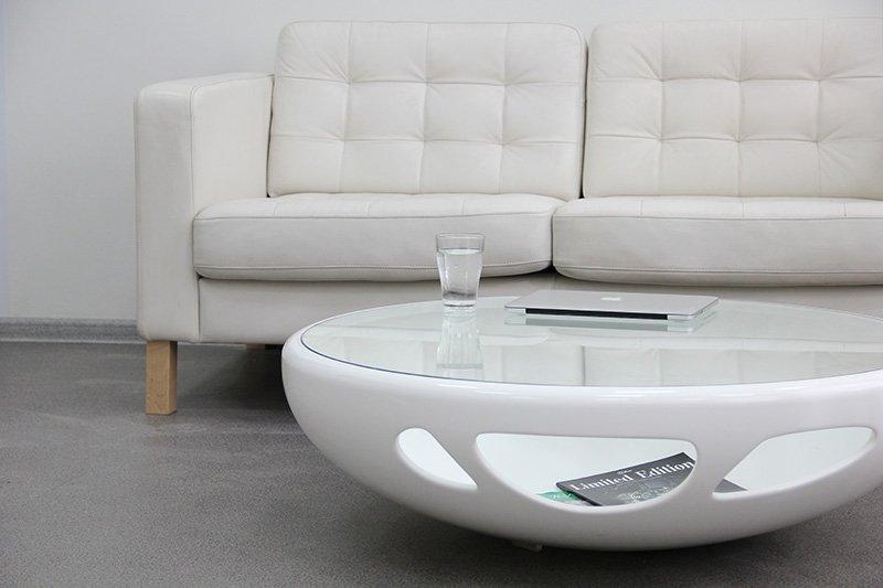 Pebble Table: St.Petersburg Design Week 2013