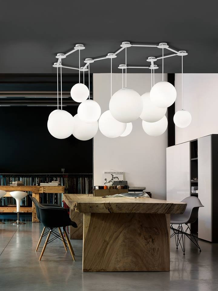 Configurable Hanging Globes