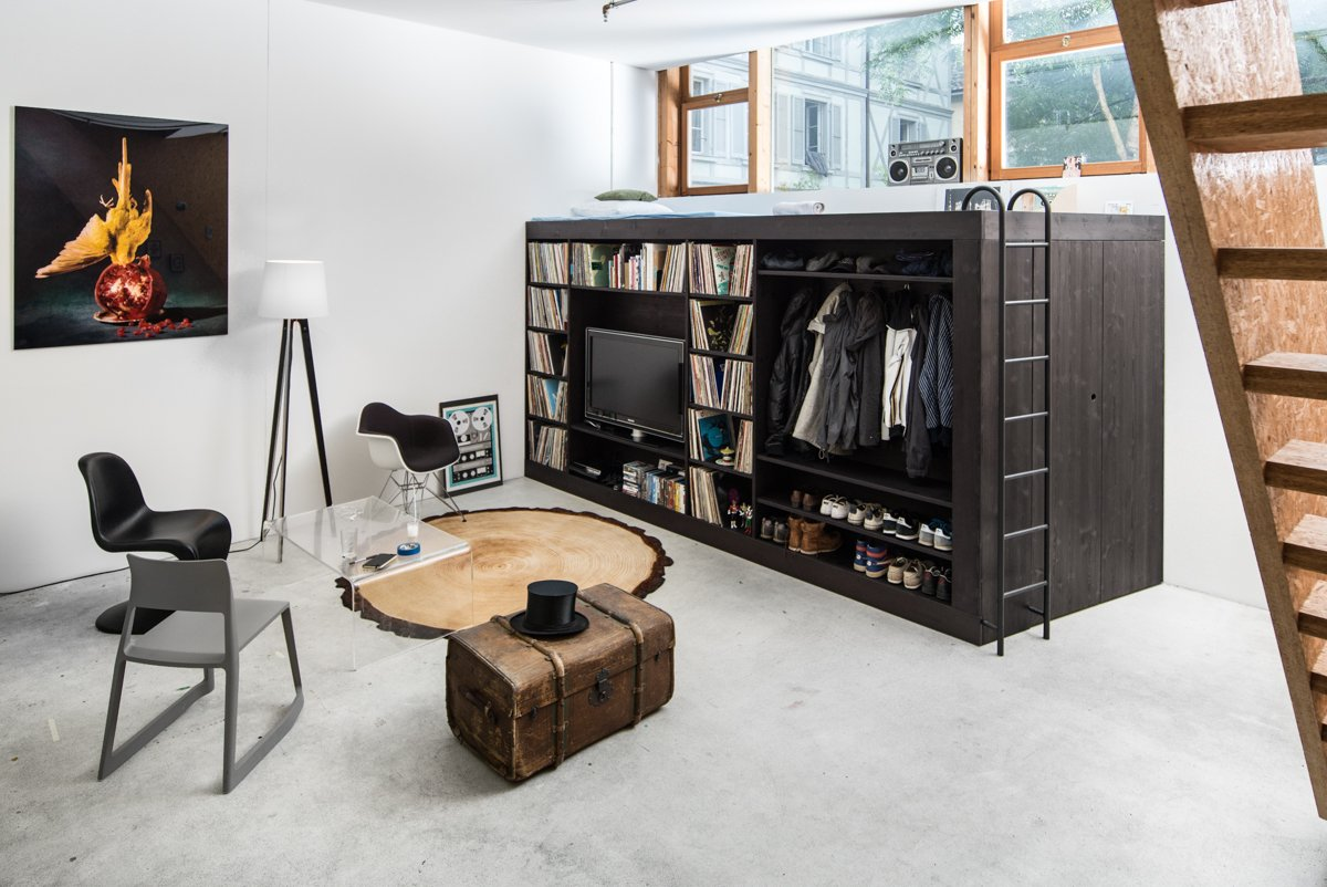 Storage Solution for Small Apartments