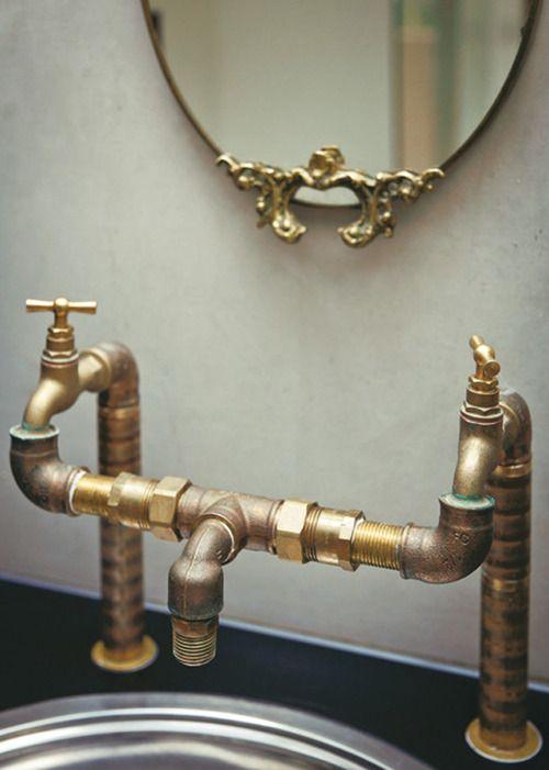 Pipe Faucet