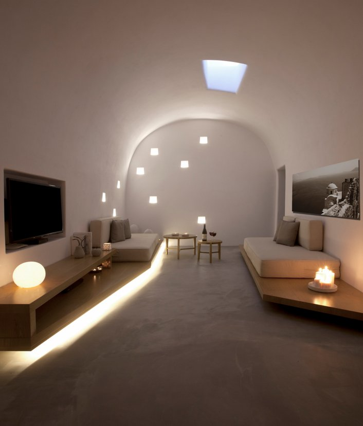 Ambient Living Room