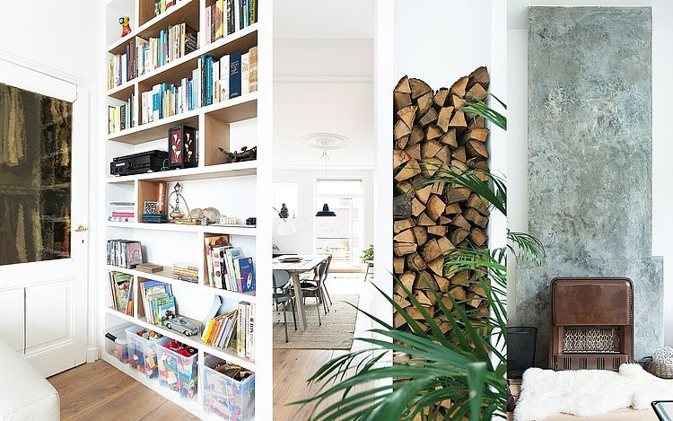 Book Shelves, Wood Store