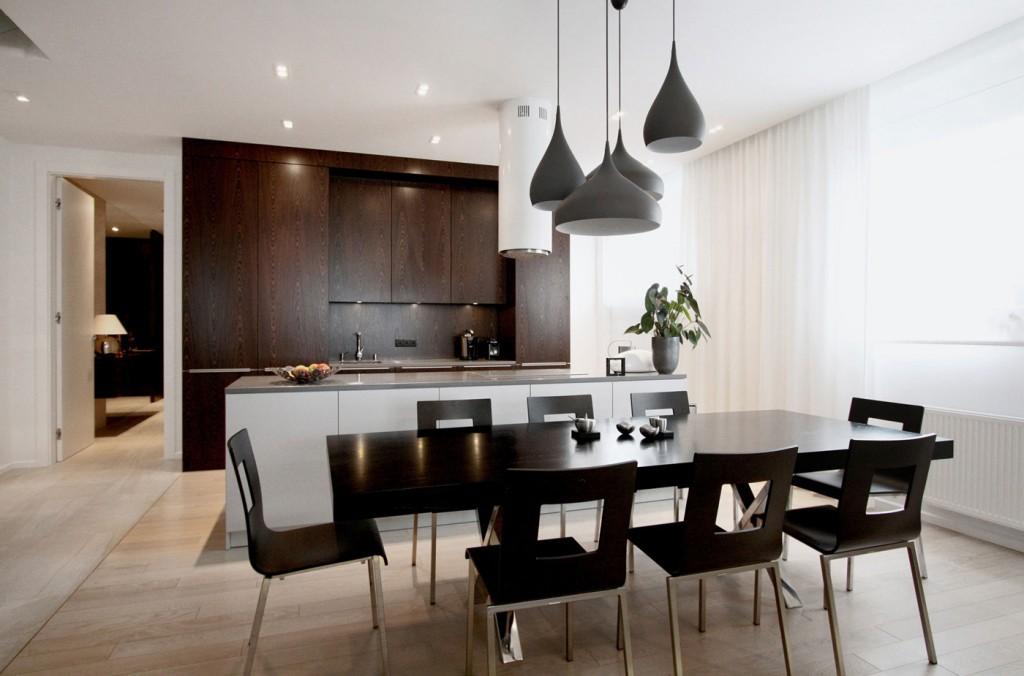 Elegant Apartment in Warsaw, Poland